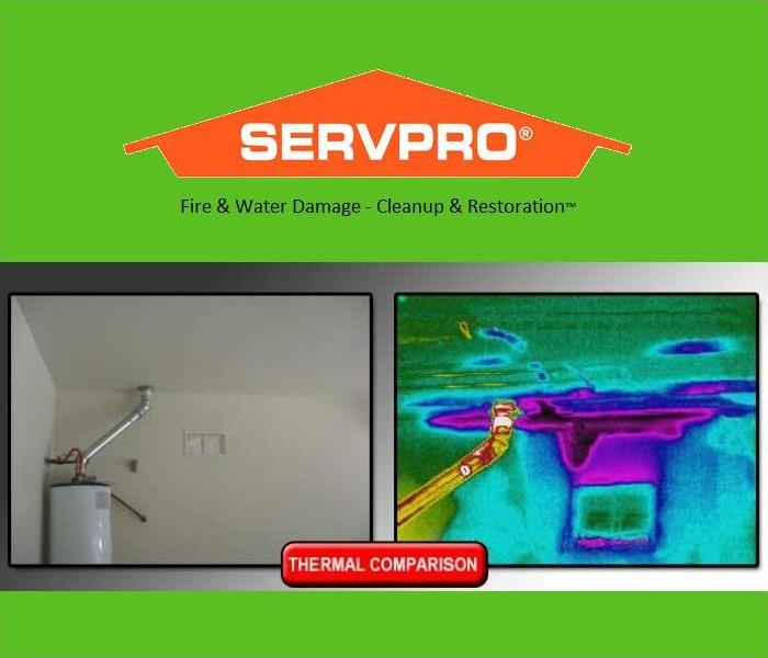 Water Damage Thermal Imaging For Water Damage Restoration