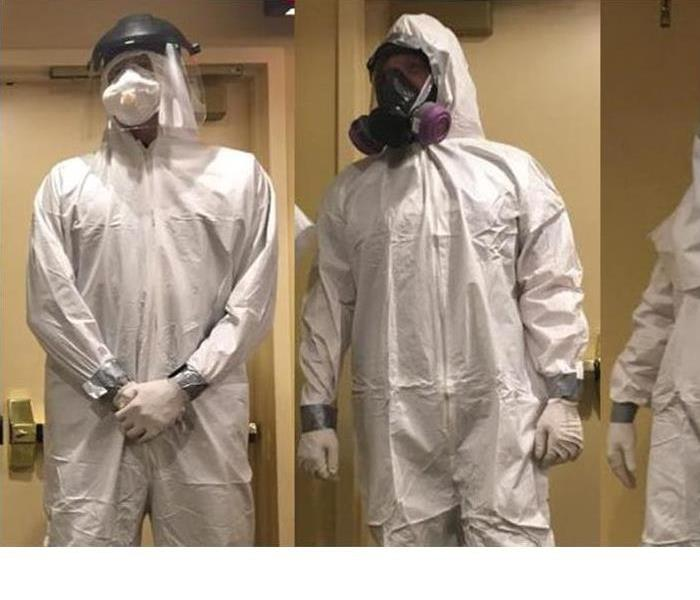 Biohazard PPE in the Restoration Industry