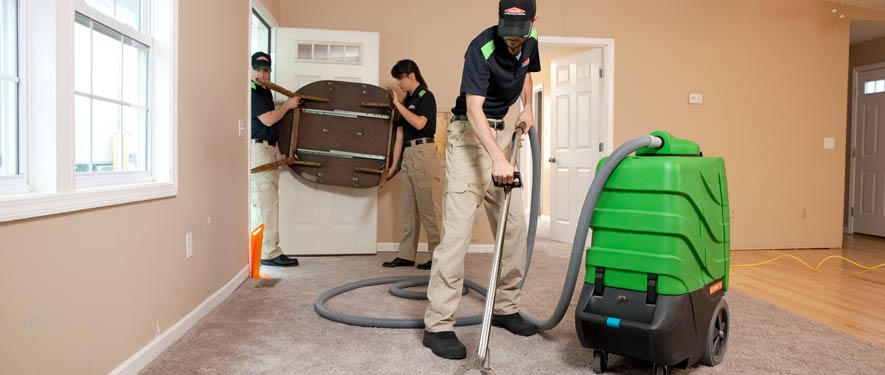 Brownsville, TX residential restoration cleaning